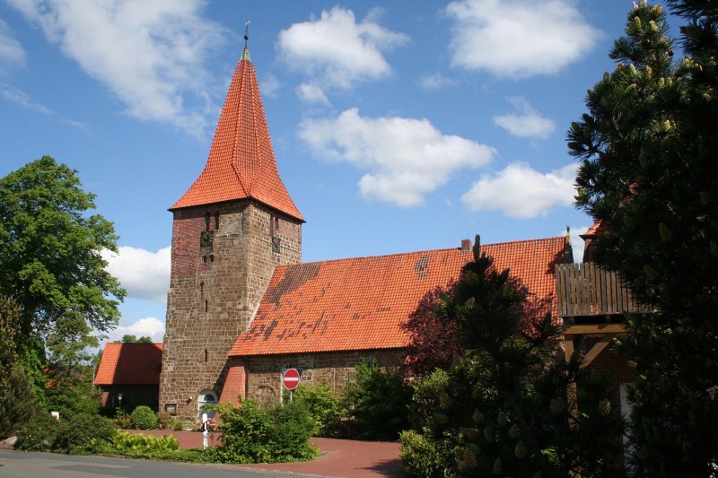 Balge Kirche