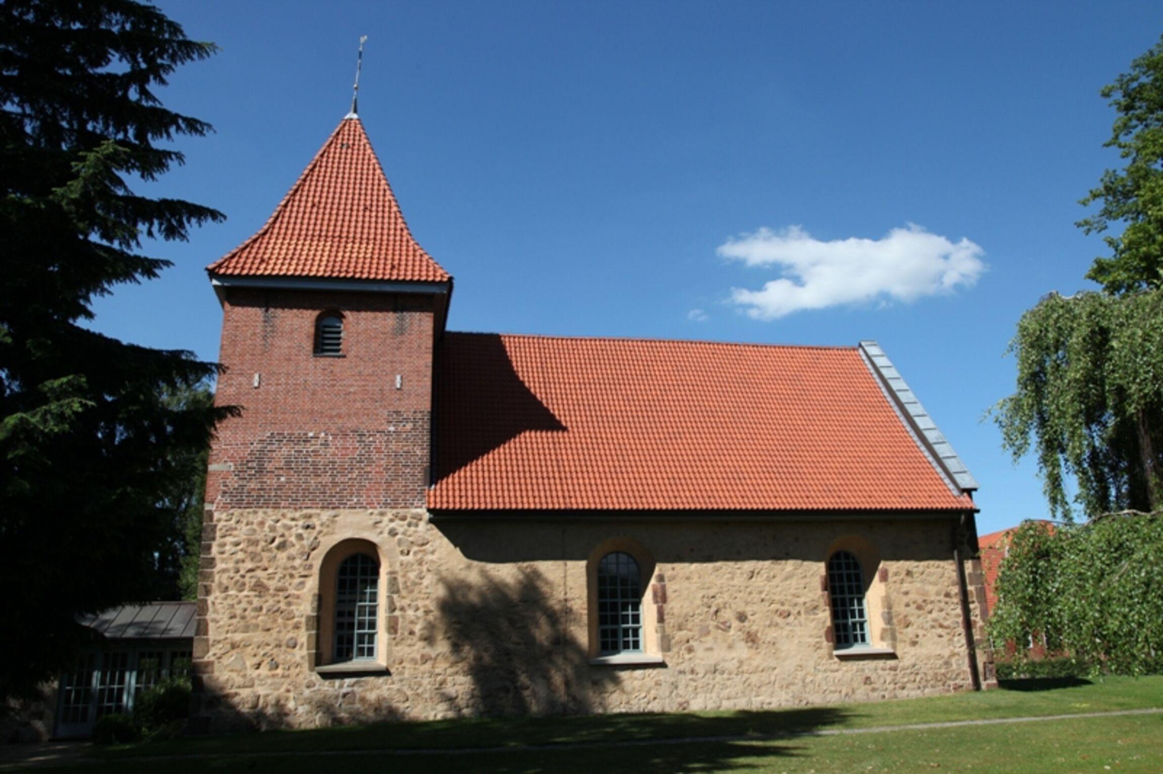Borstel Kirche