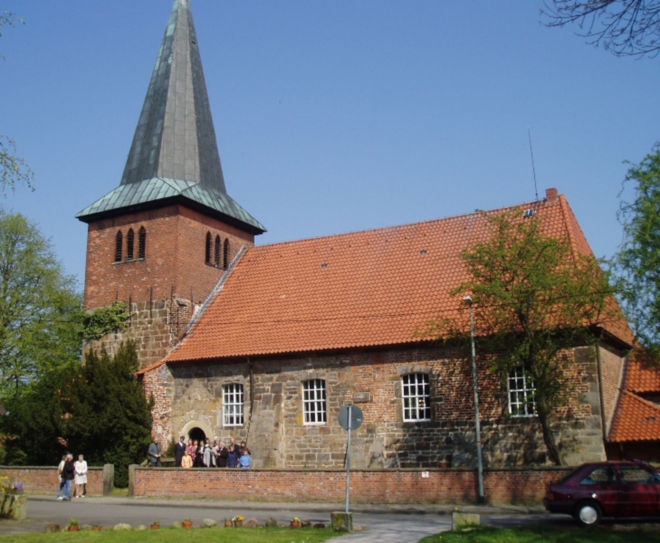 Kirche Holtorf