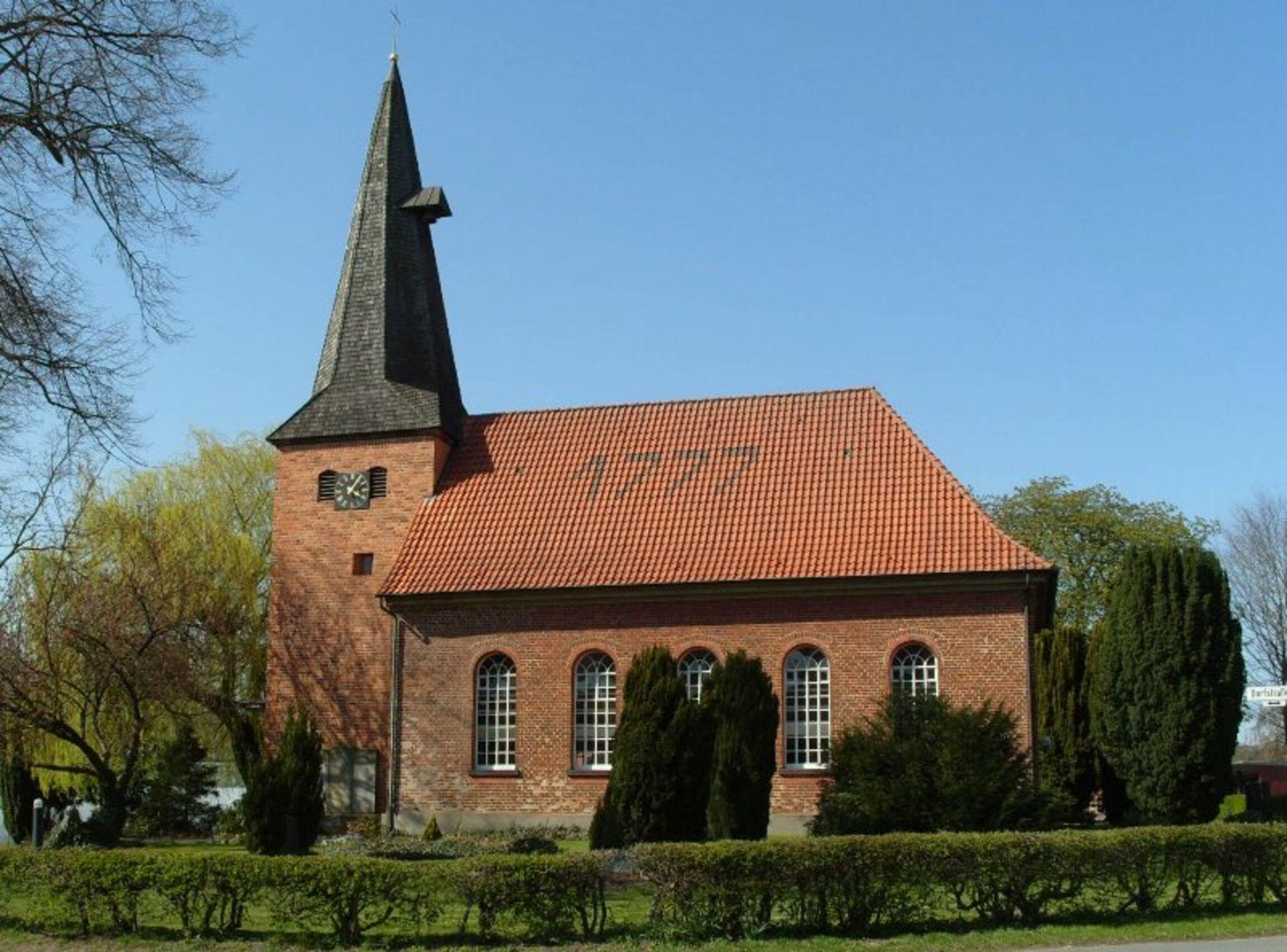 Kirche Staffhorst