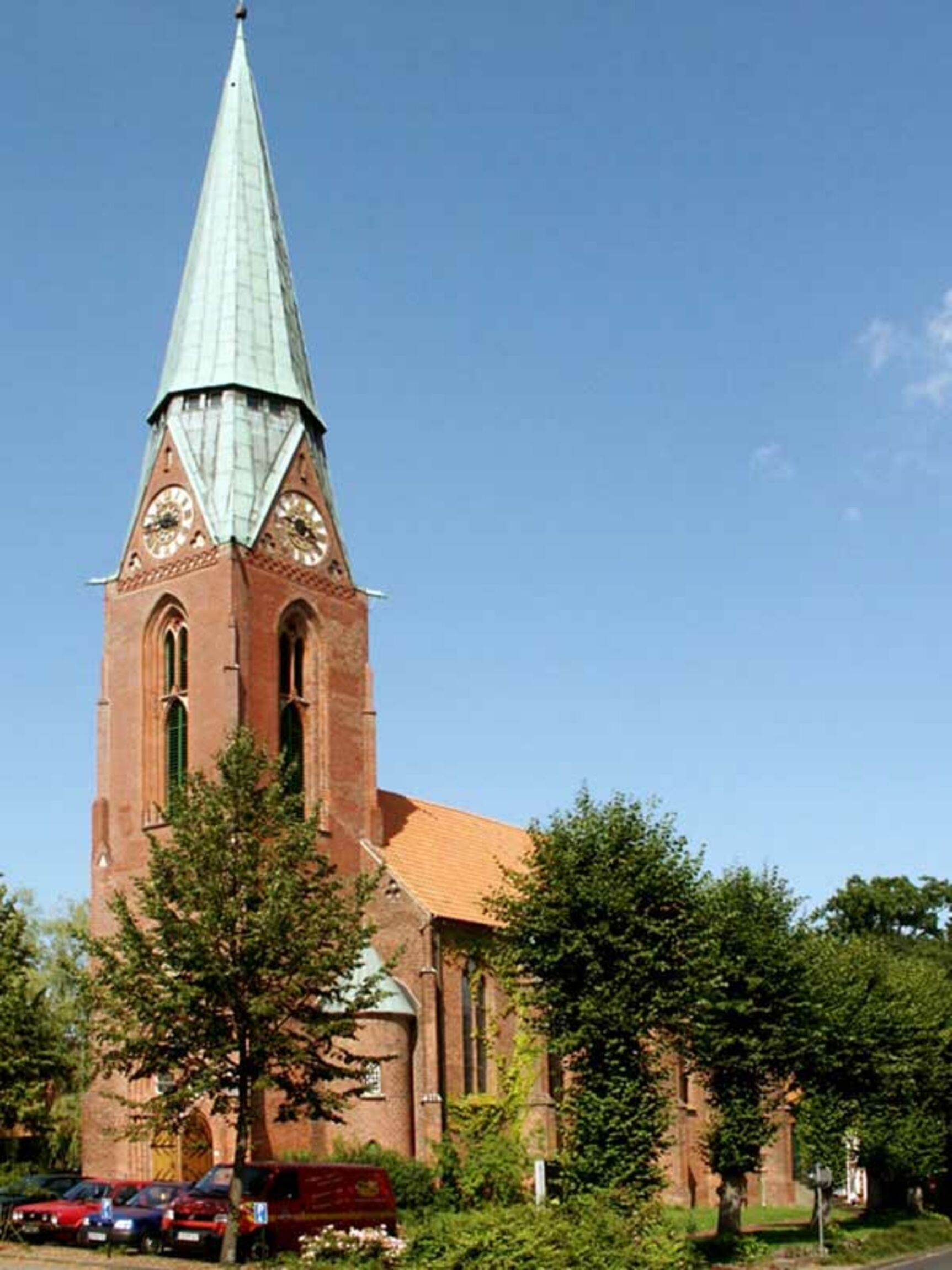 St. Jakobi