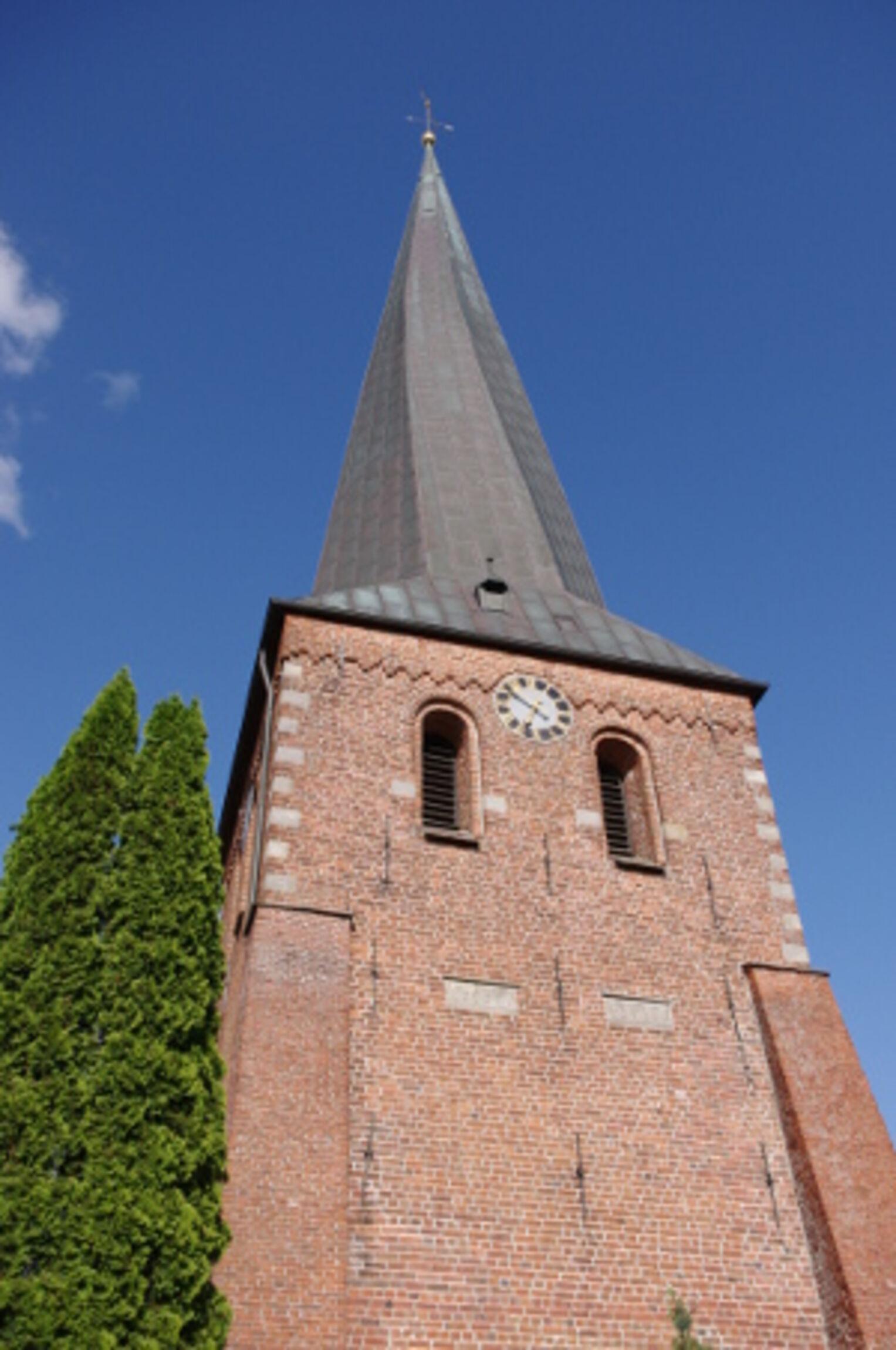 Kirche Sandstedt
