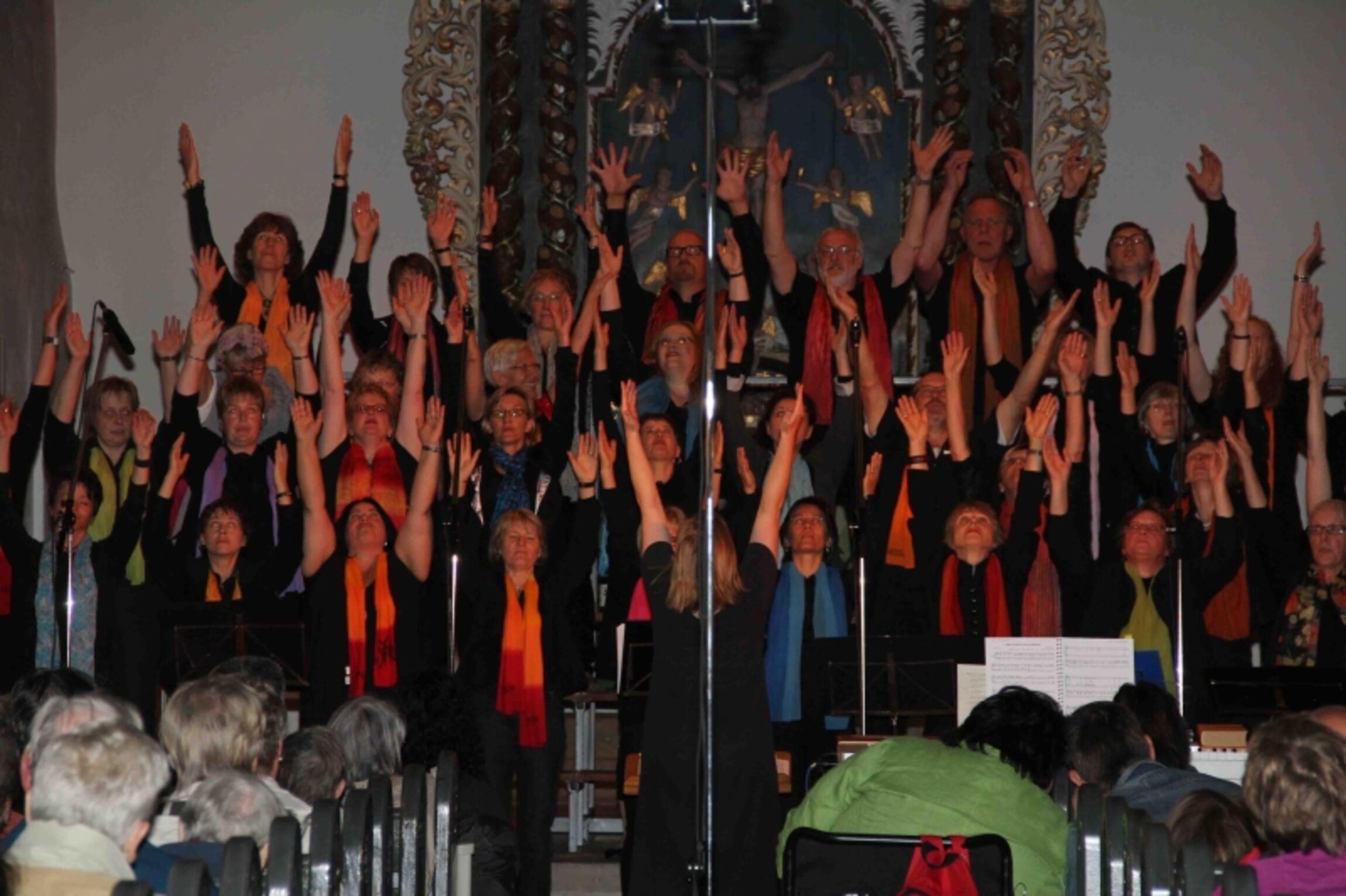 Gospelchor Gospel & More