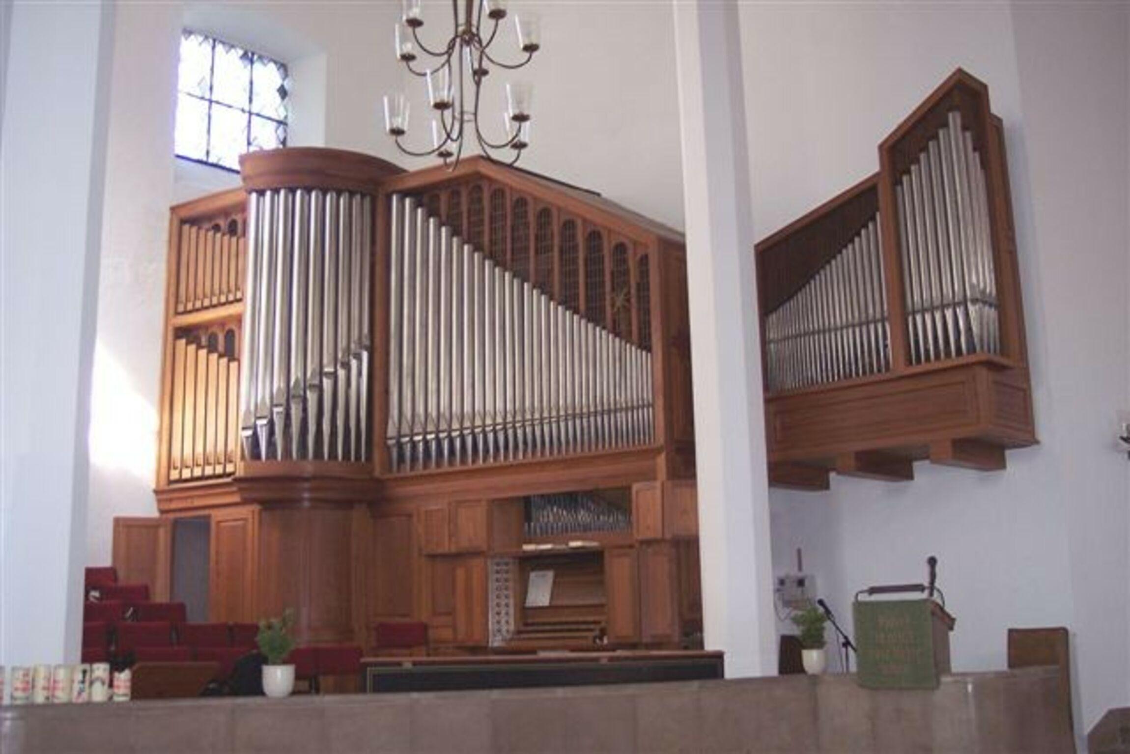 Orgel Christuskirche