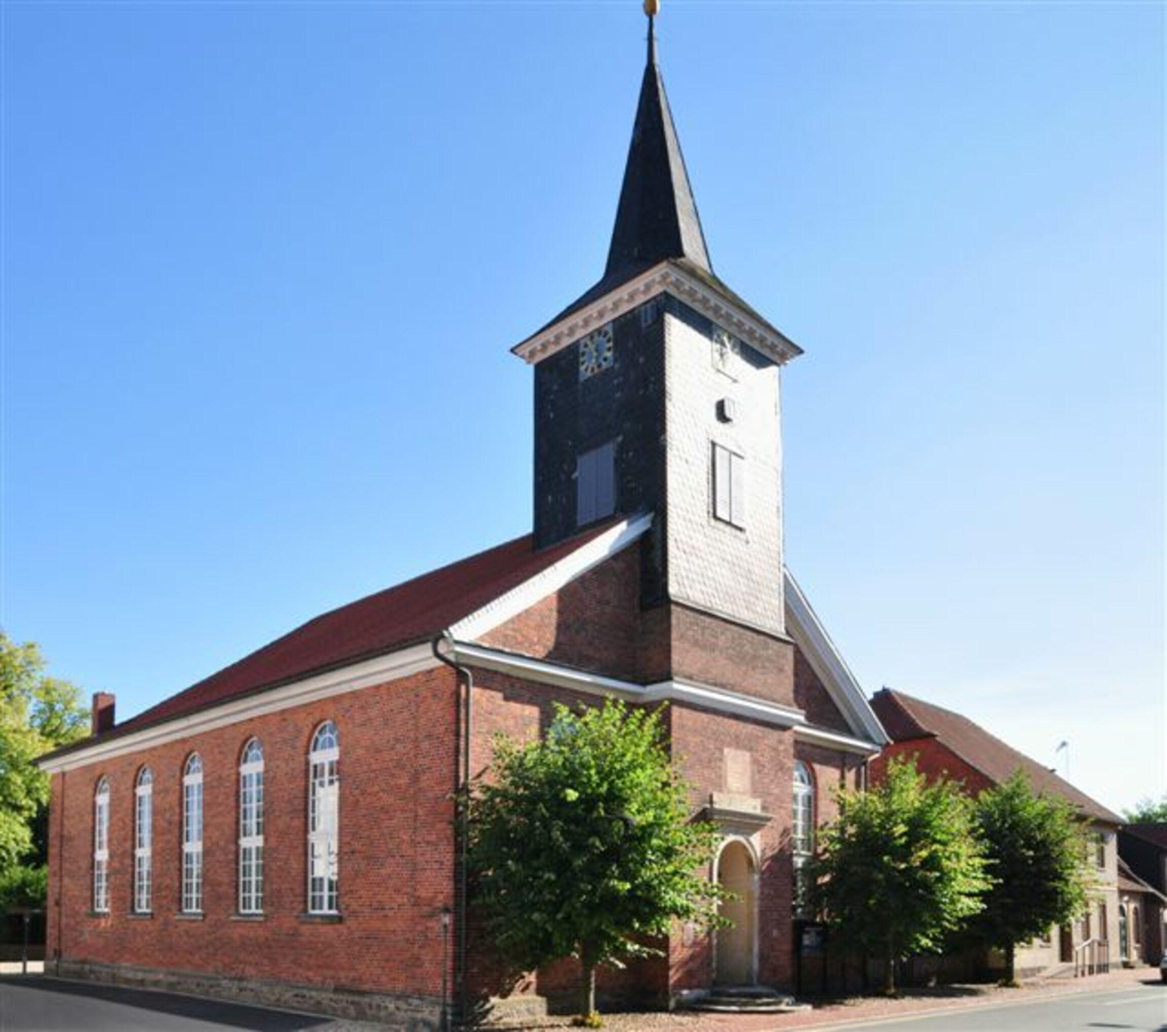 Liebfrauenkirche Brome, Foto: Kathrin Nieswandt