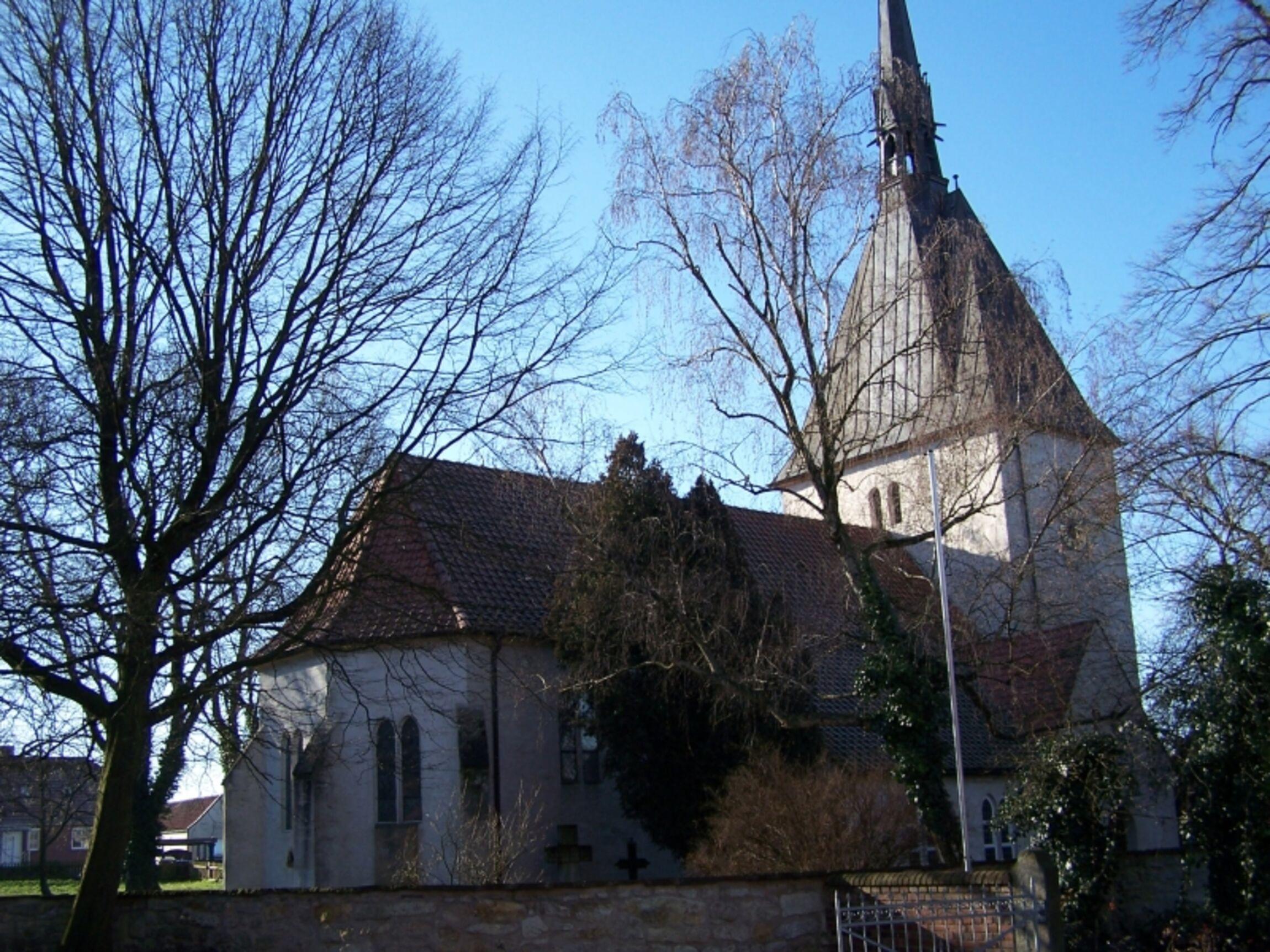 Markuskirche Sülfeld