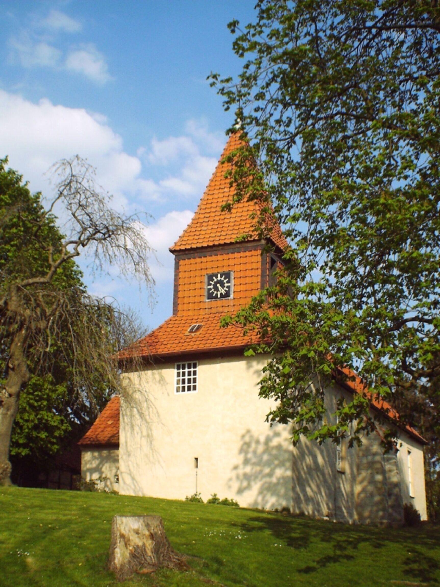 Johannes d. Täufer Wettmershagen