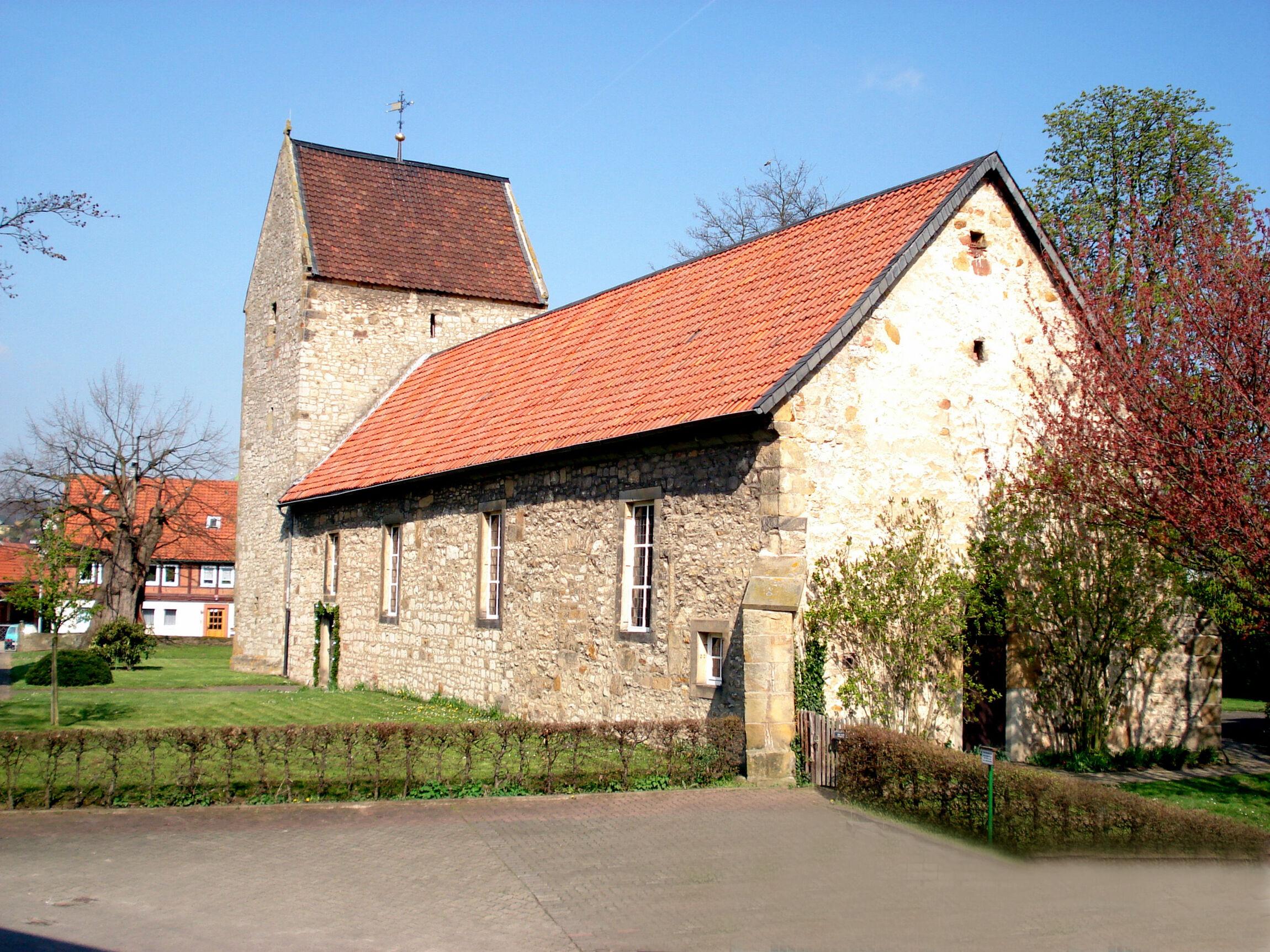 Martin-Luther-Kirche, Sottrum
