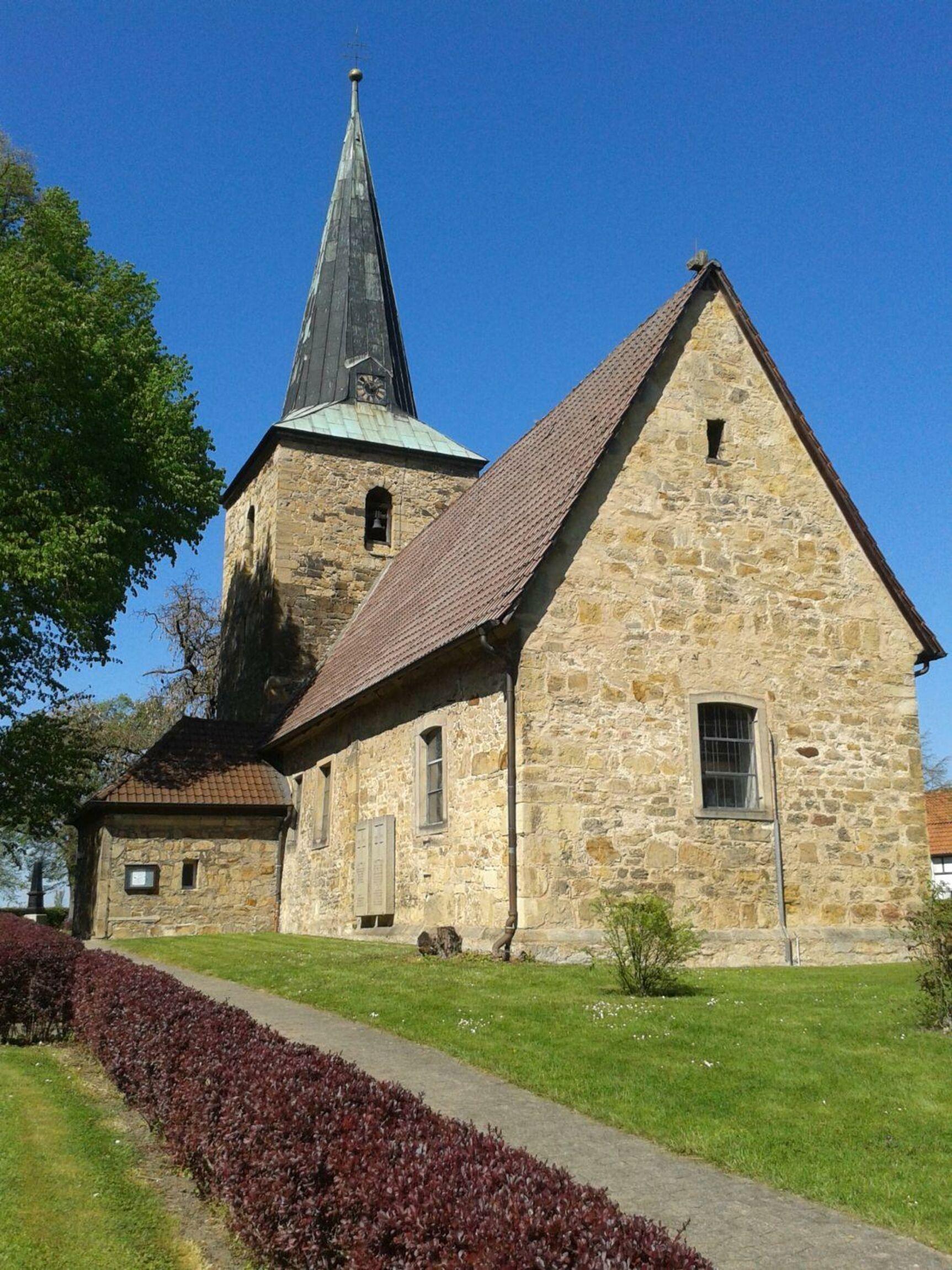 Ev.-luth. St. Cosmas- und Damian Kirche Rautenberg