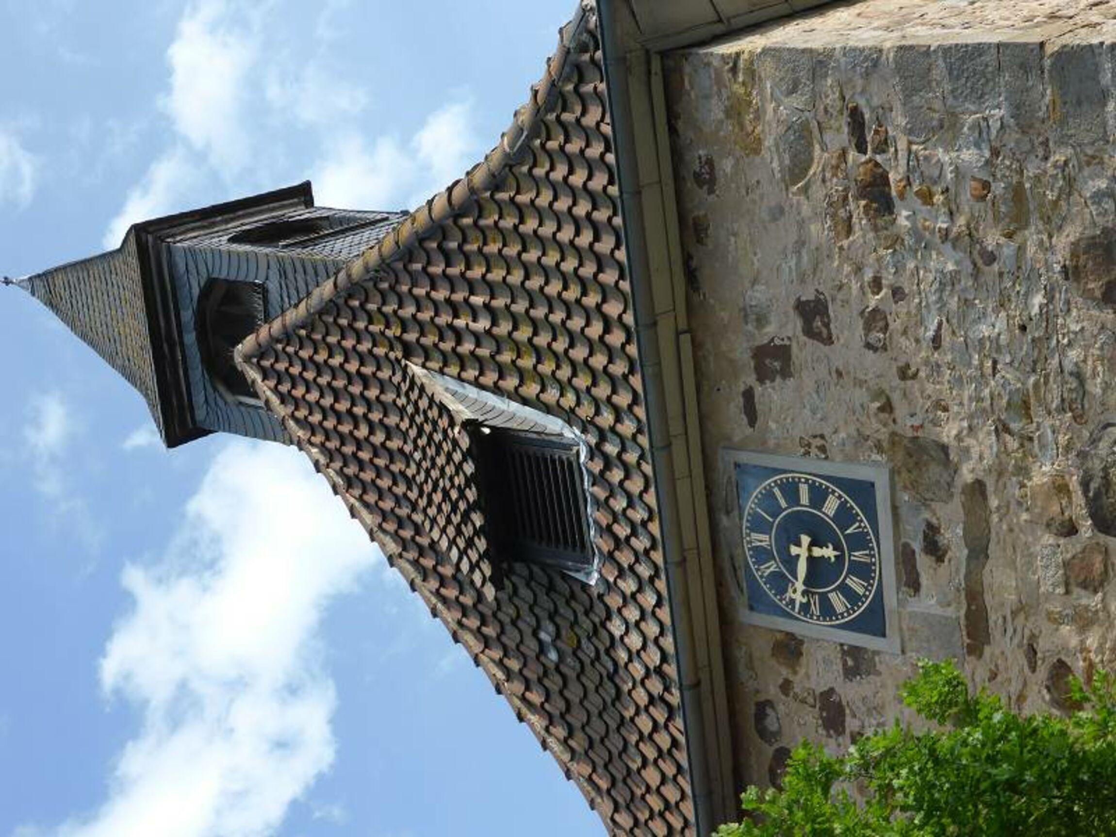 Turm & Uhr