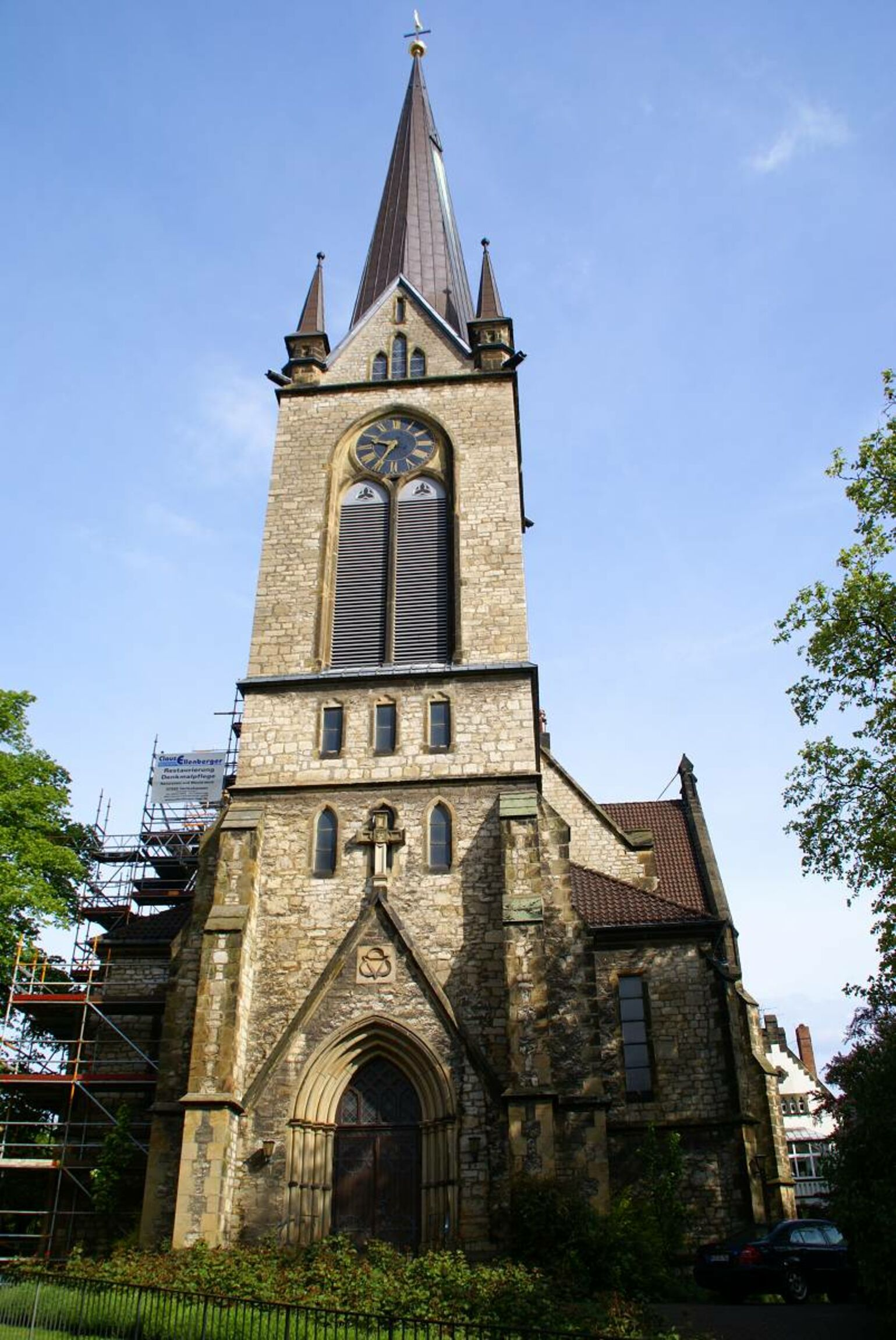 Christuskirche Hildesheim_(1600_x_1200)