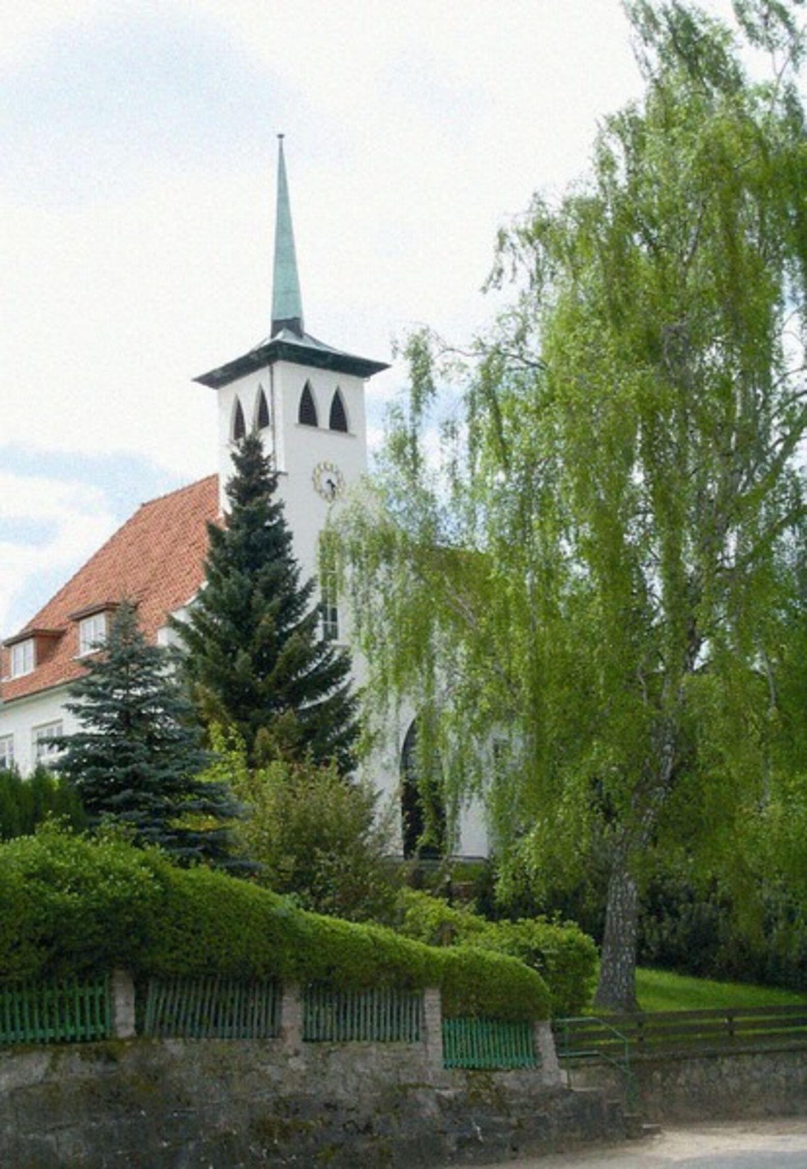 Kirche Dehnsen