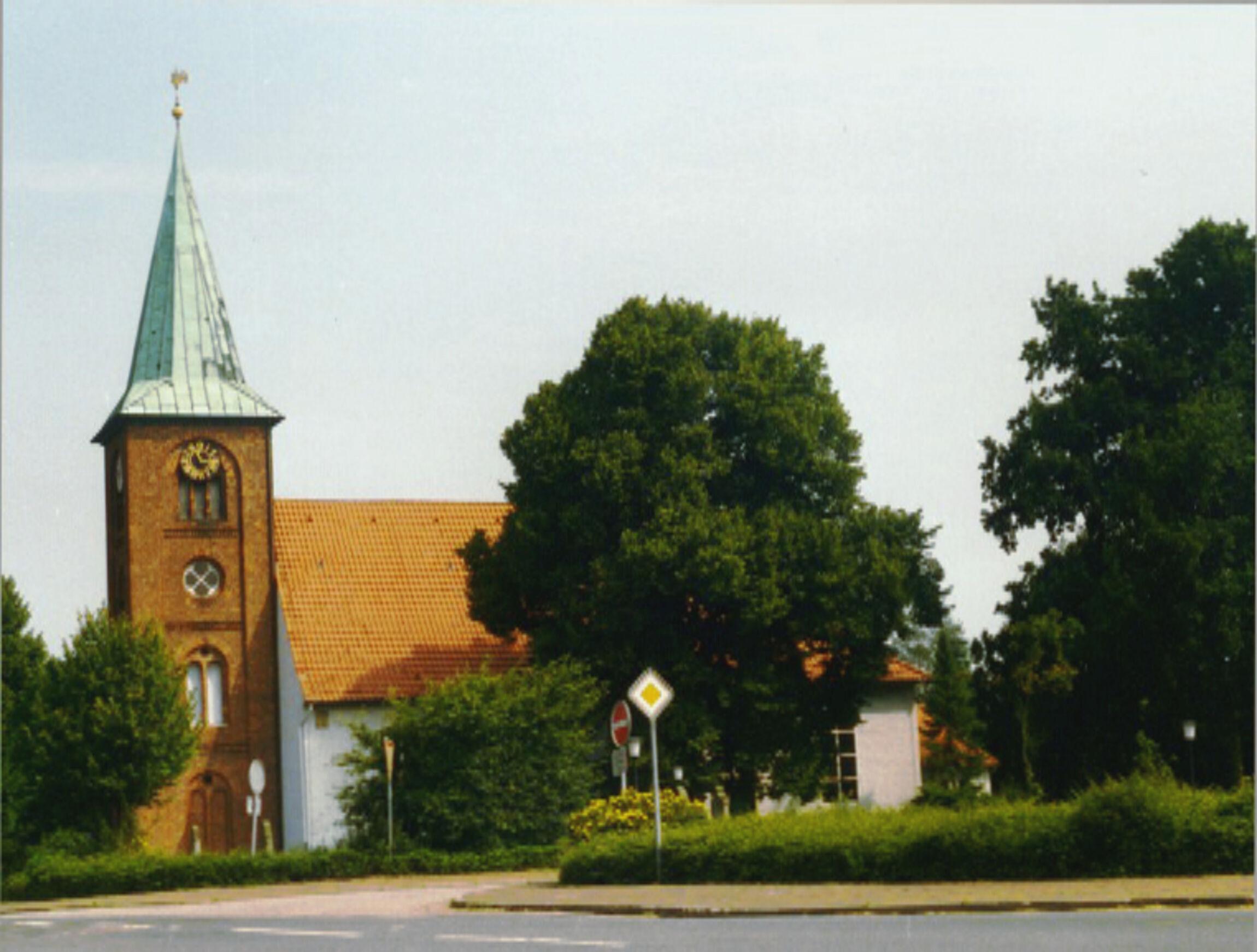 Kirche Rhade