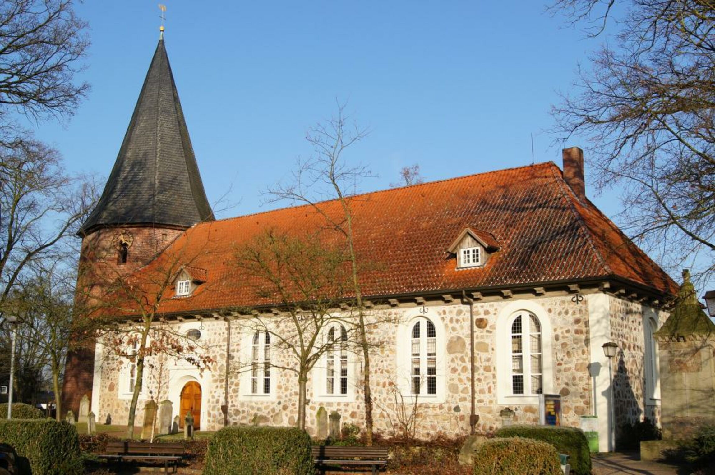 Kirche Selsingen