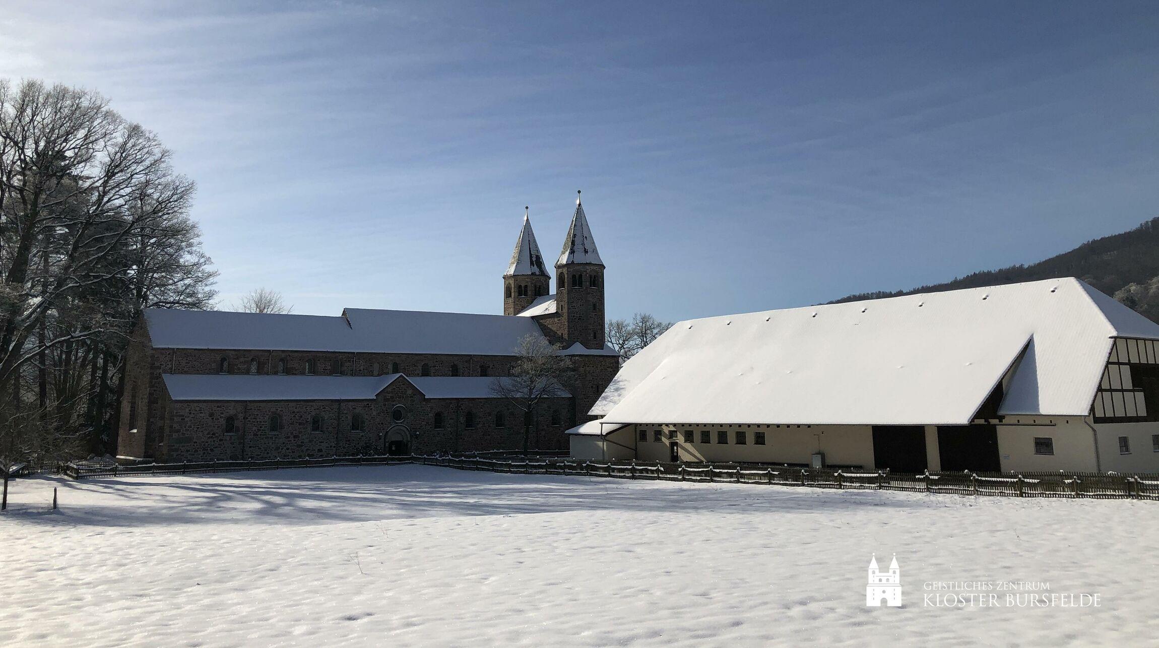 Foto: Klaas Grensemann, Kloster Bursfelde