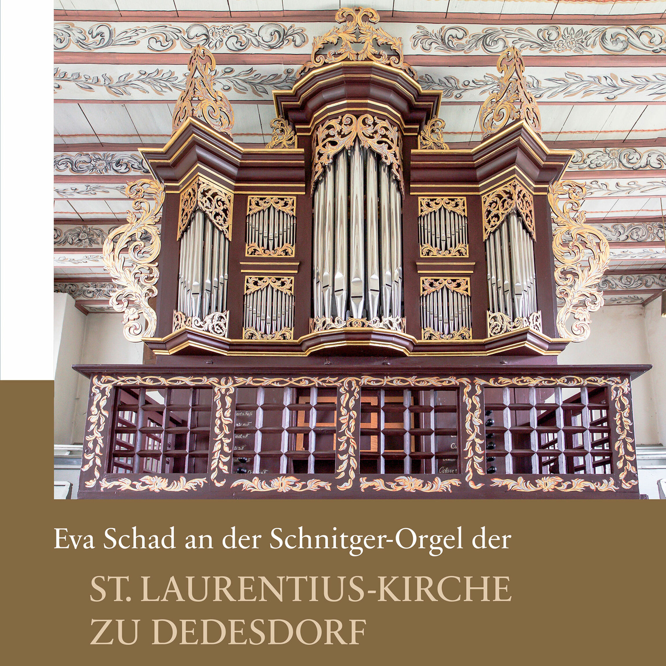 Orgel-CD Dedesdorf