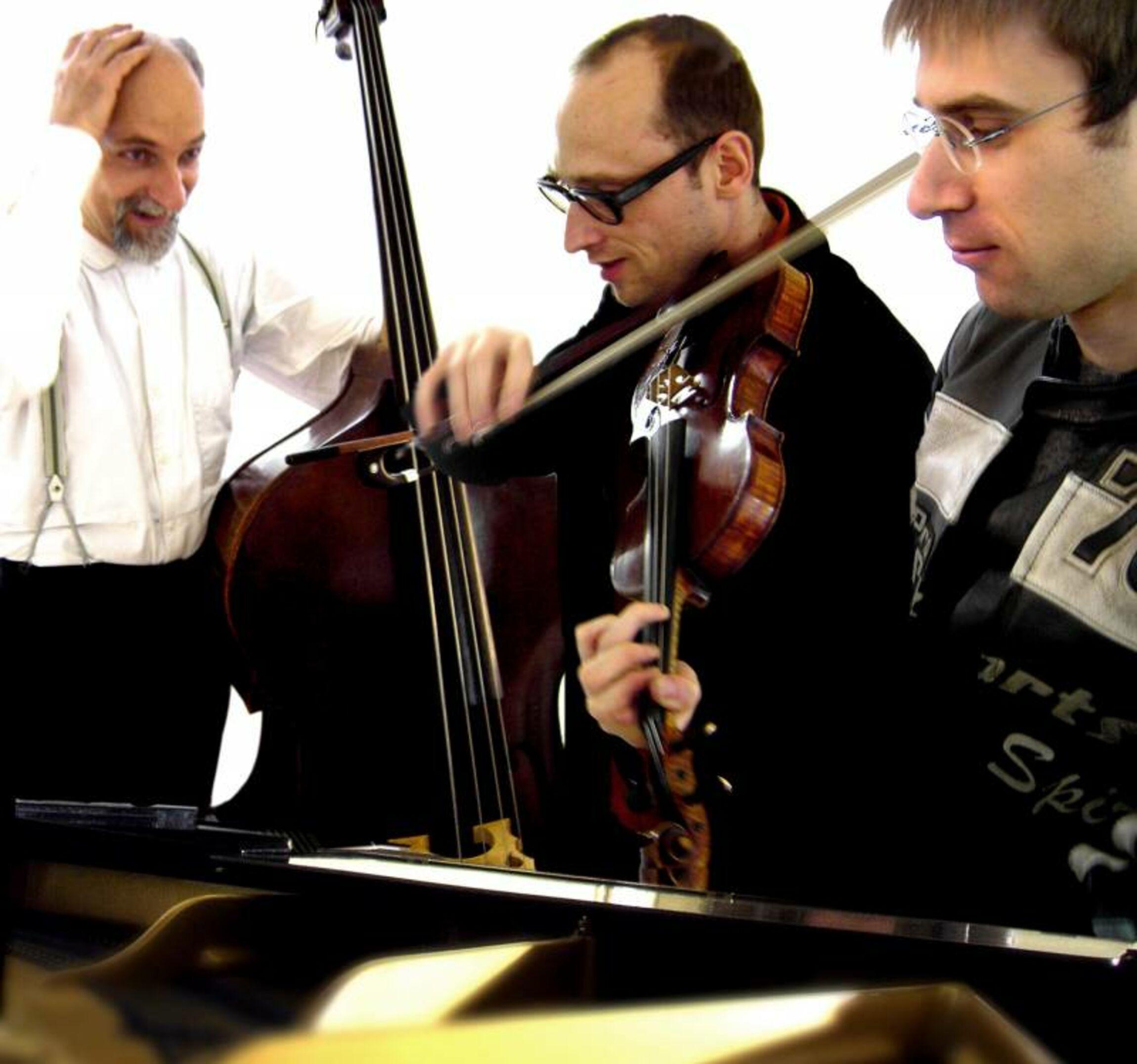Flutterband-Trio