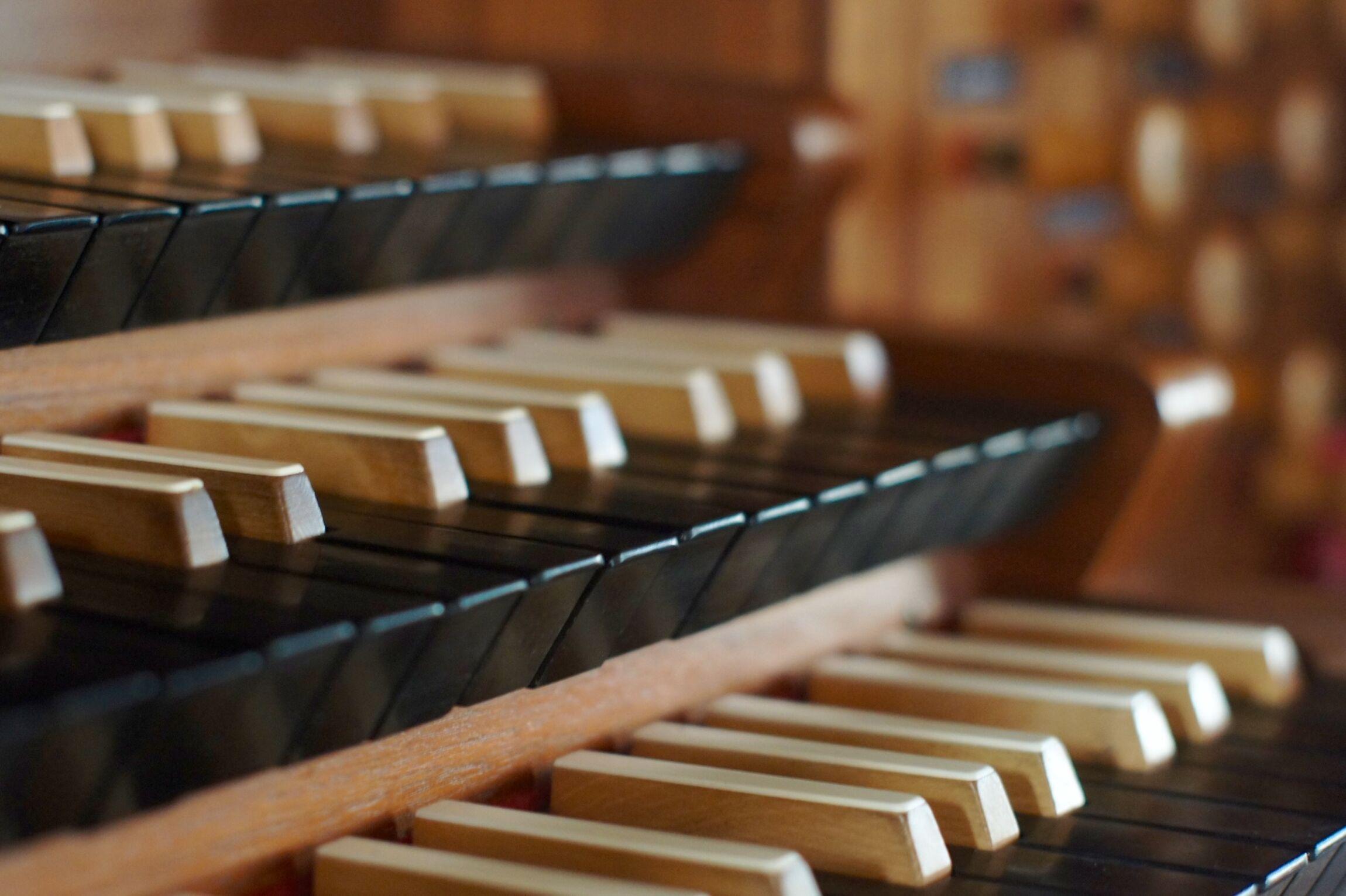 Orgelmanuale