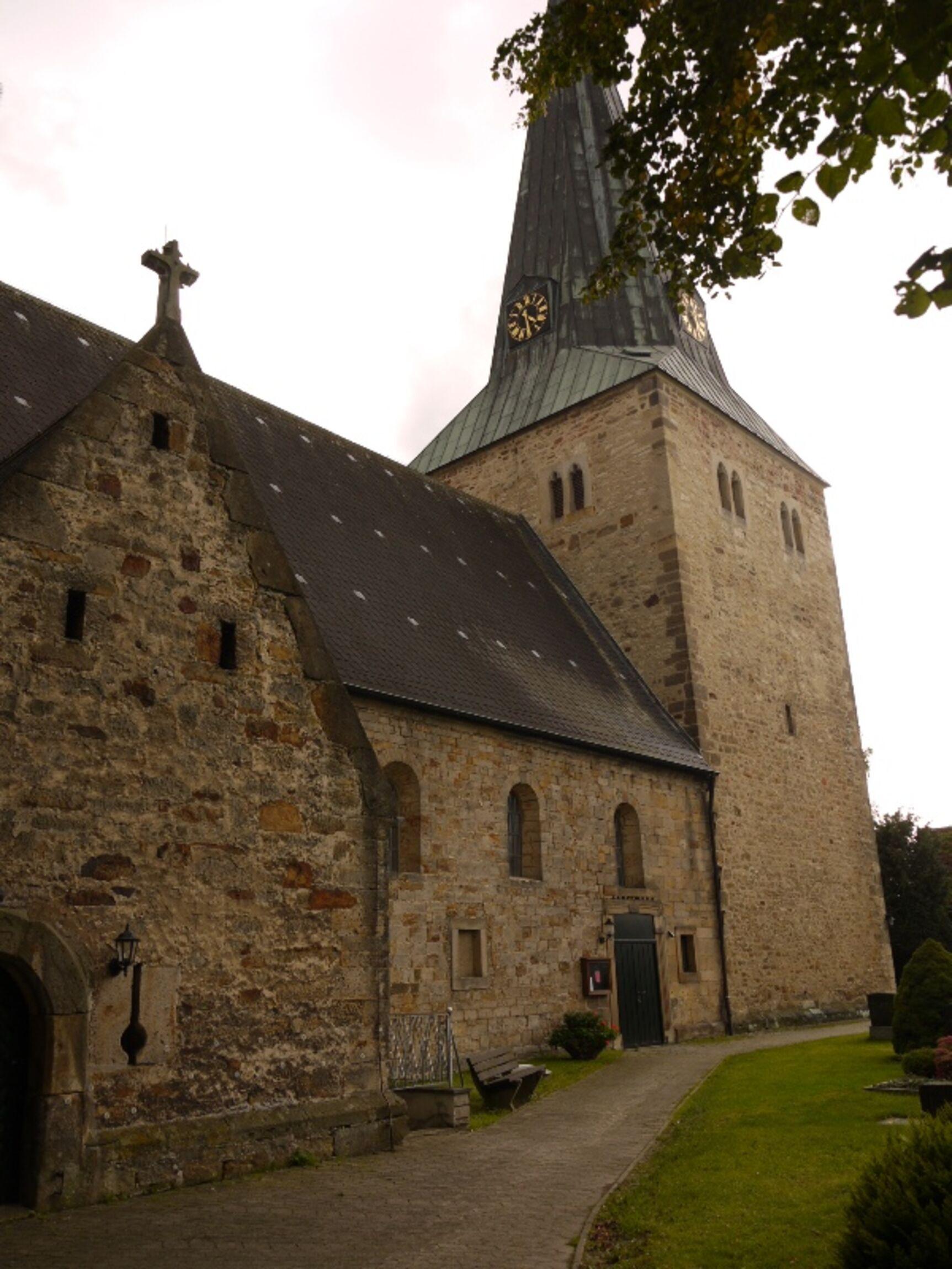 Kirche Nettlingen