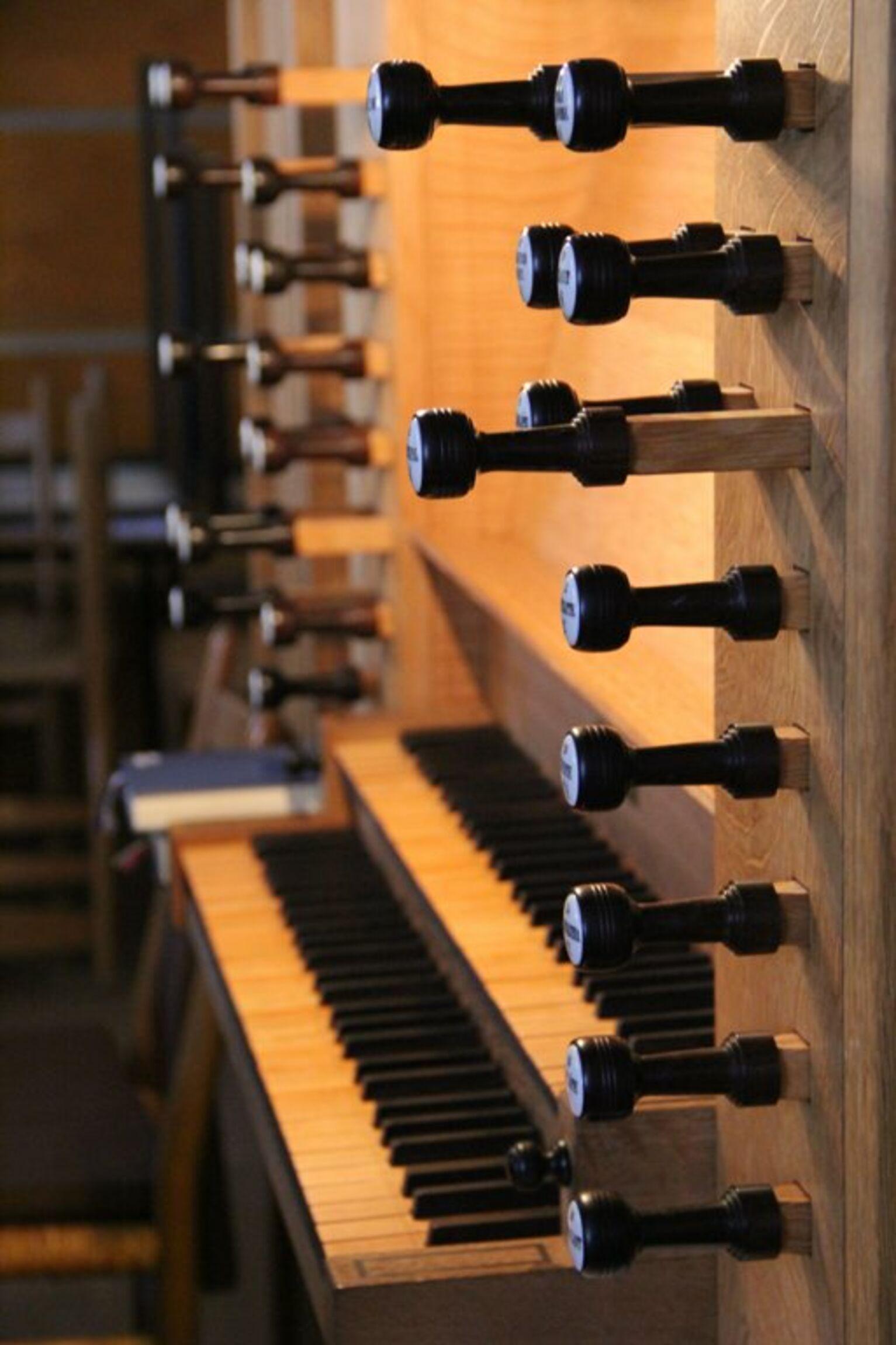 Orgel Register