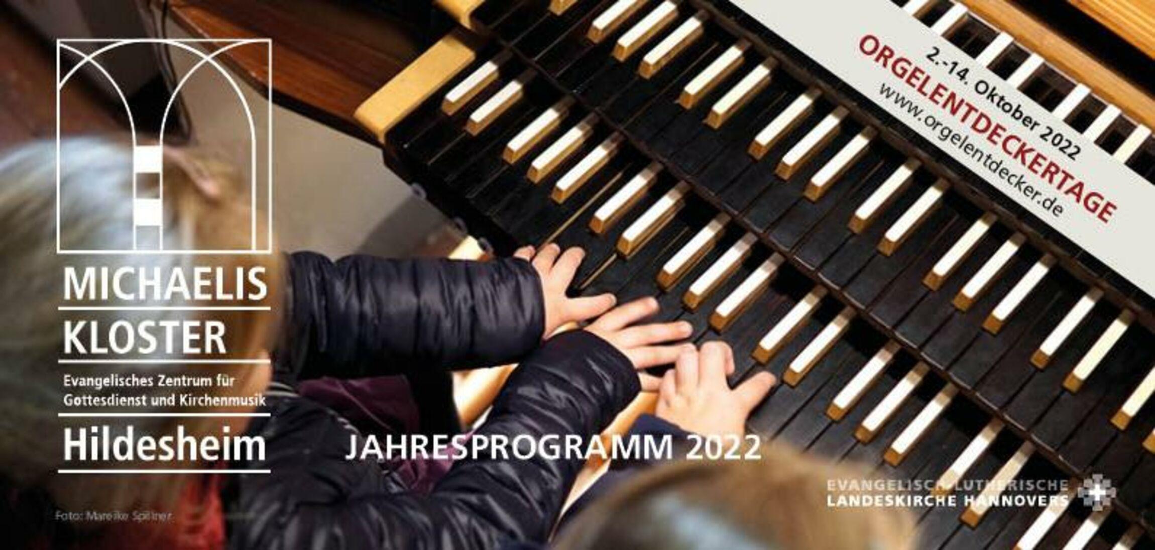 Jahresprogramm 2022