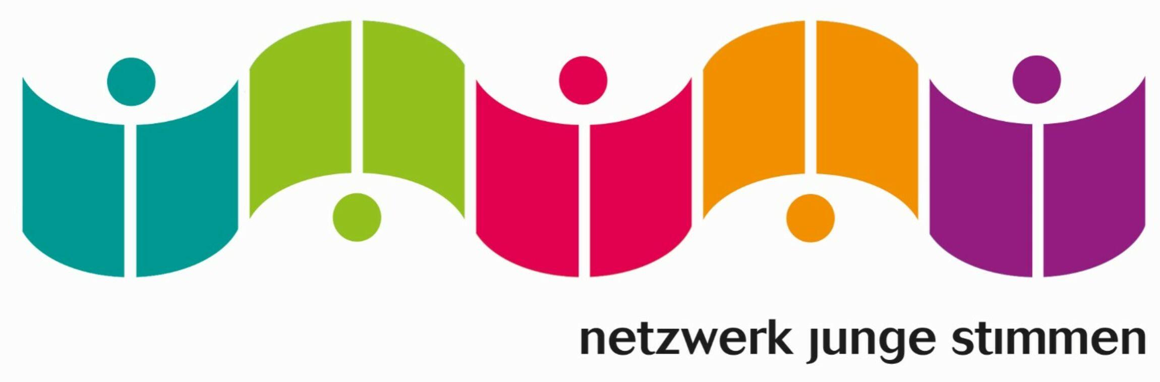 Logo Netzwerk Junge Stimmen