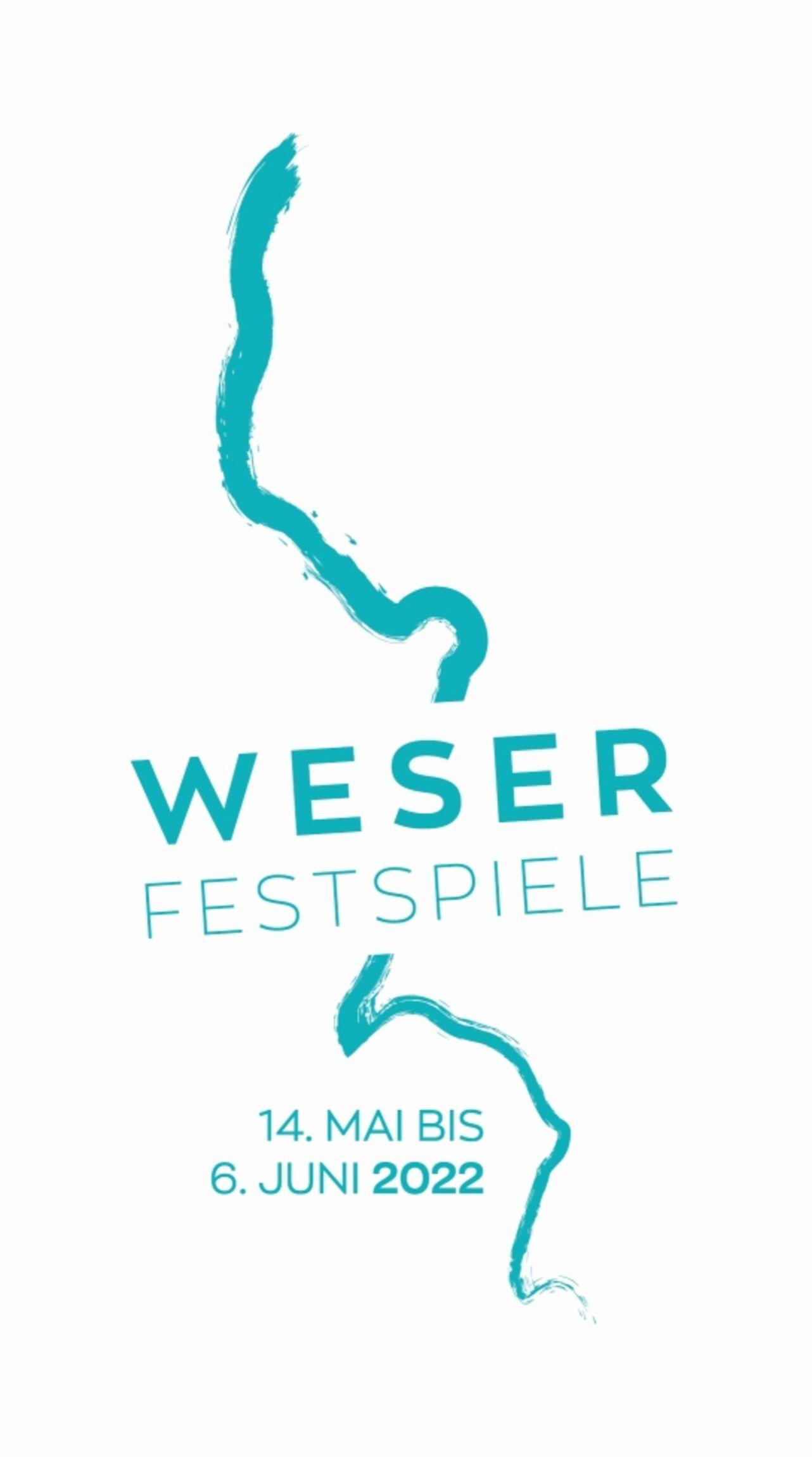 Logo Weserfestspiele