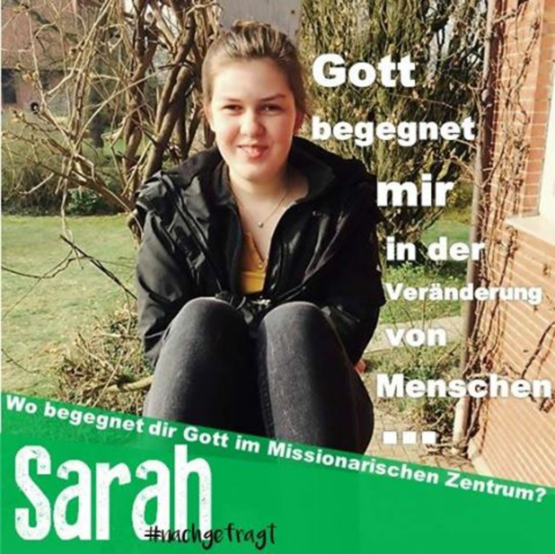 Sarah Statement