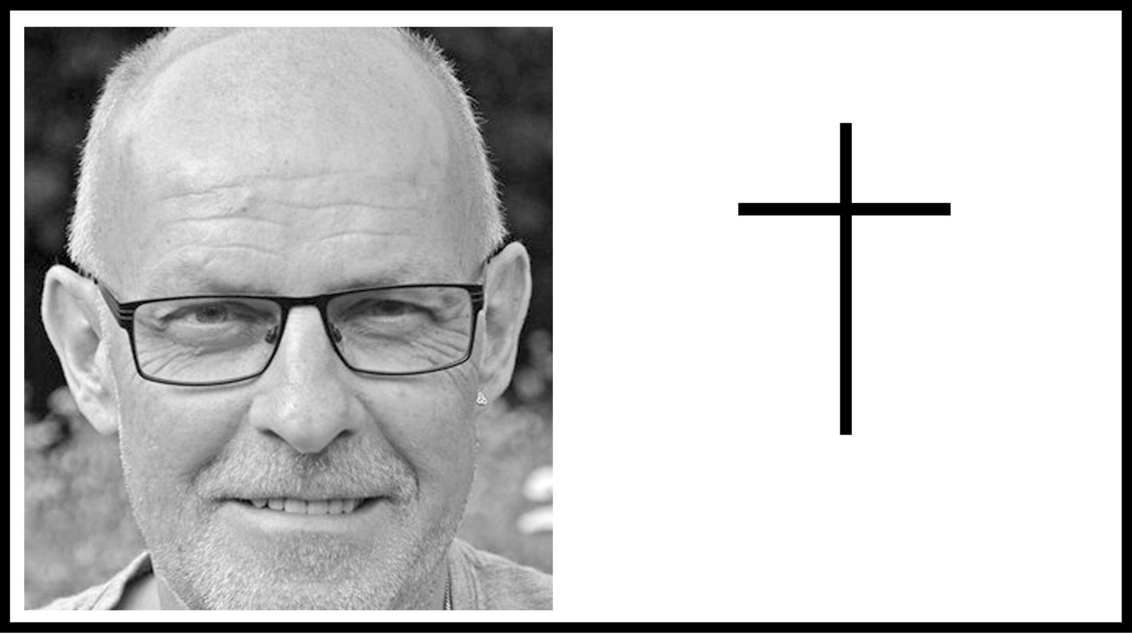Pastor Eckhard Hallemann (1959 - 2021).