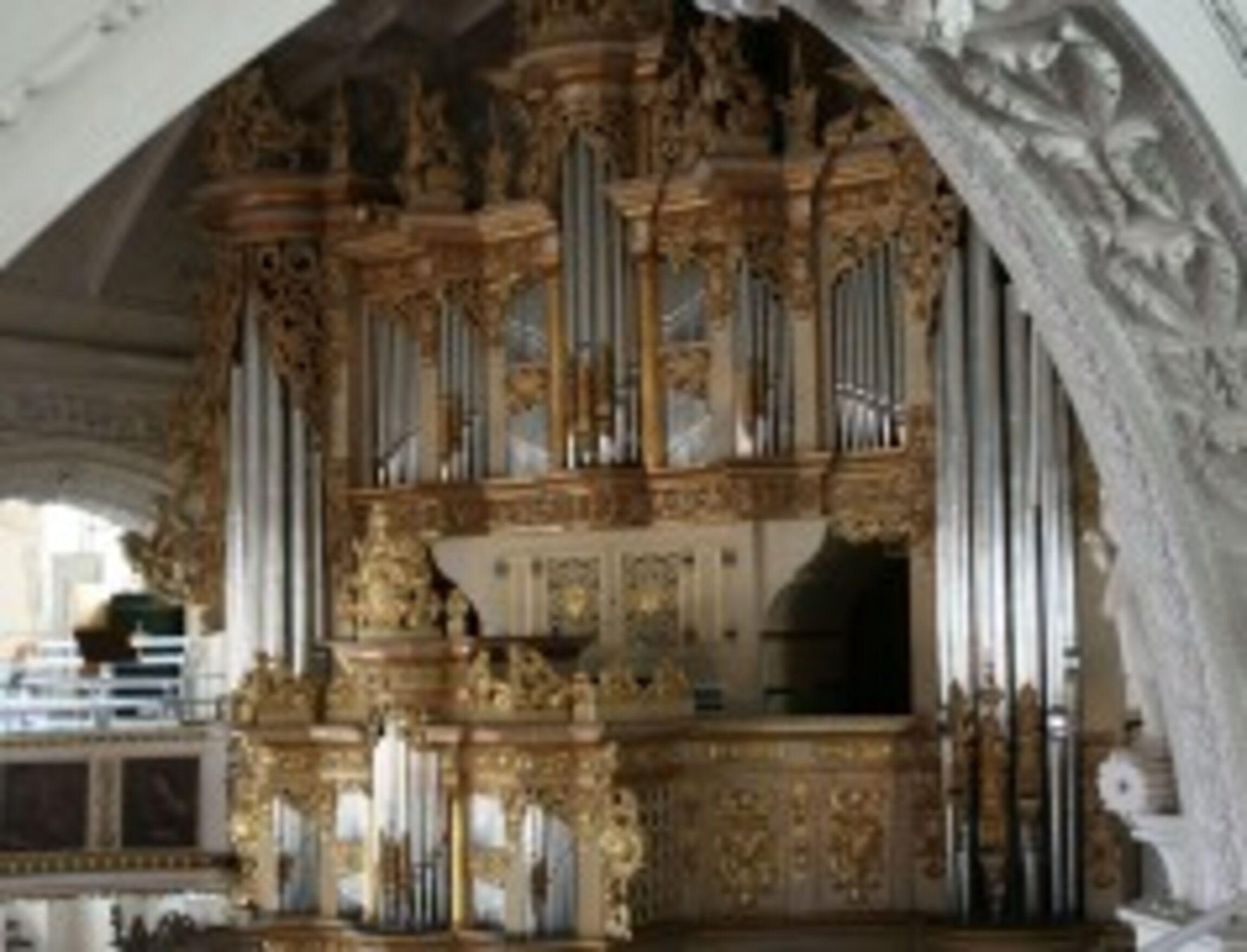 Orgel fuer Veranstaltung
