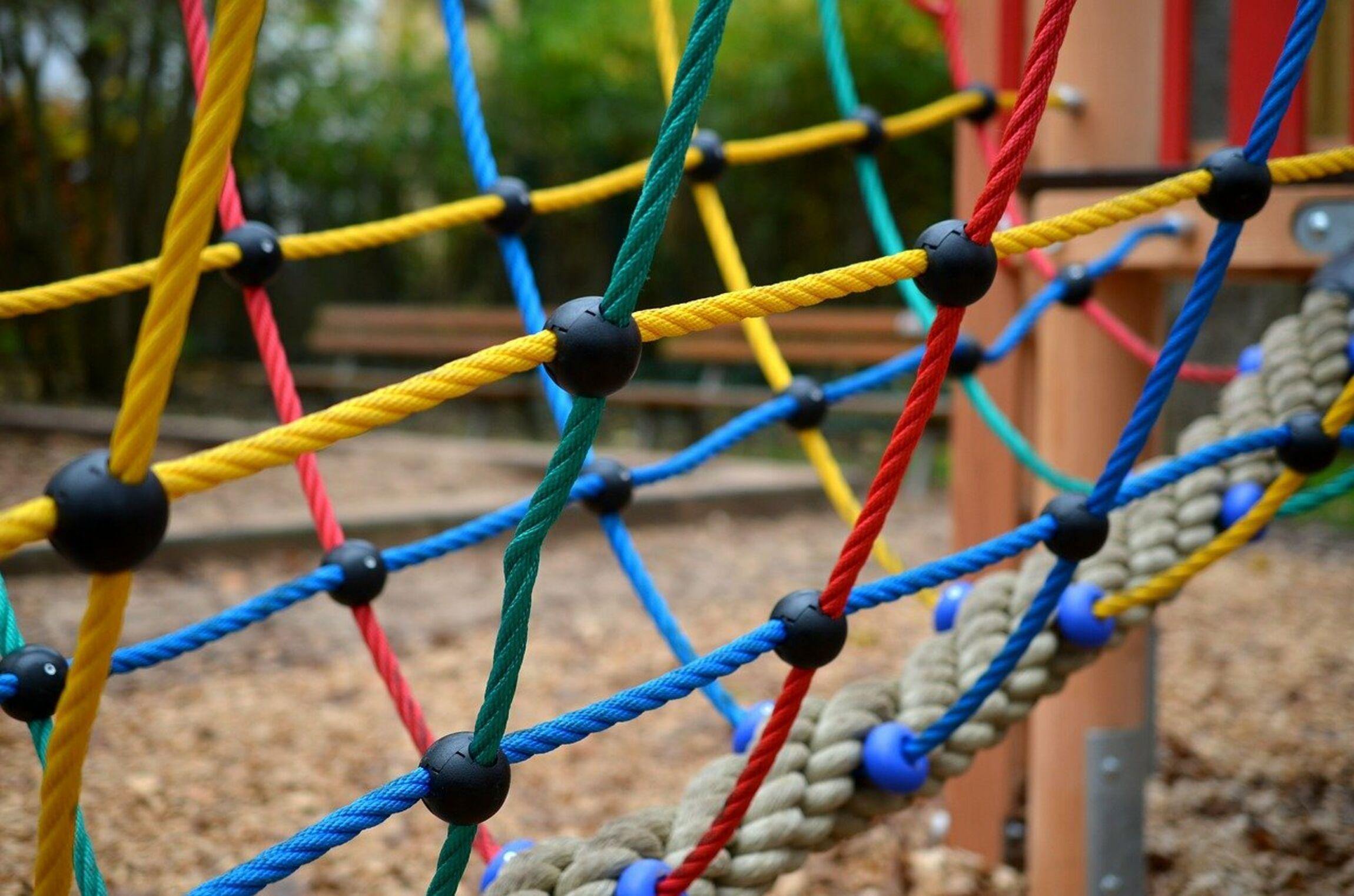 Spielplatznetz