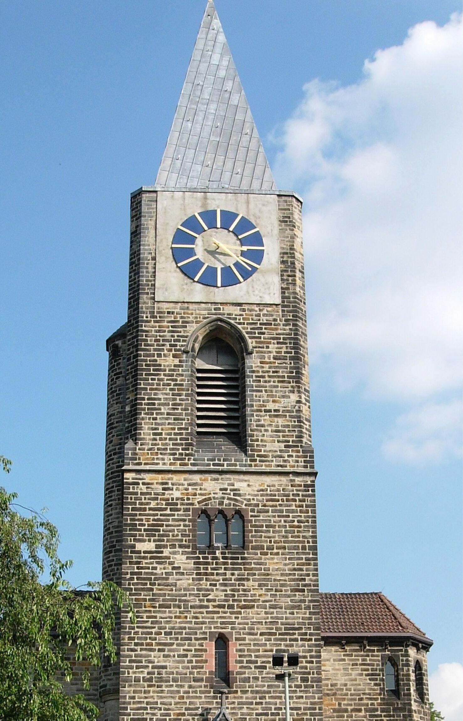 Petrikirche-Turm
