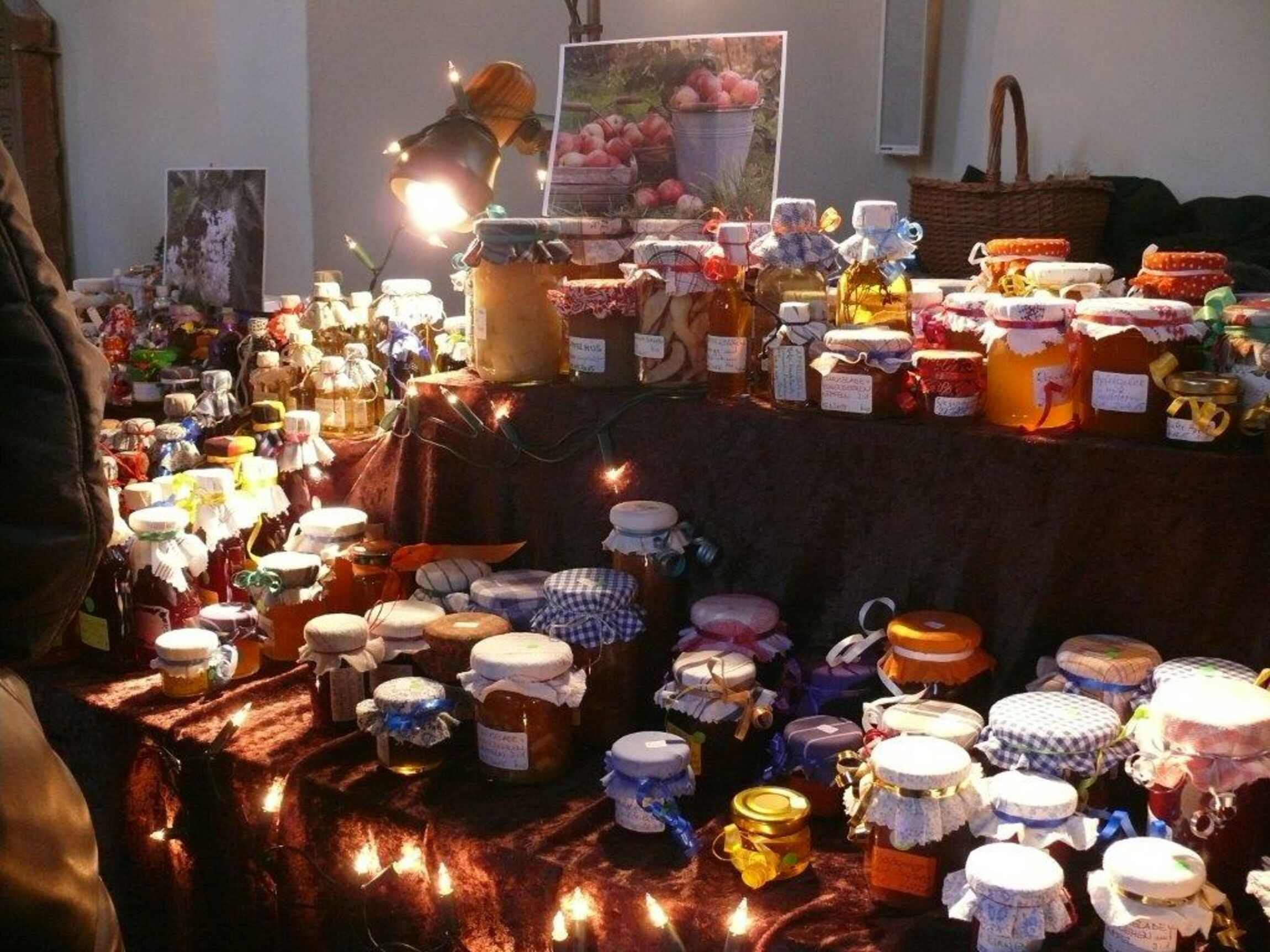 Weihnachtsmarkt für Asphalt