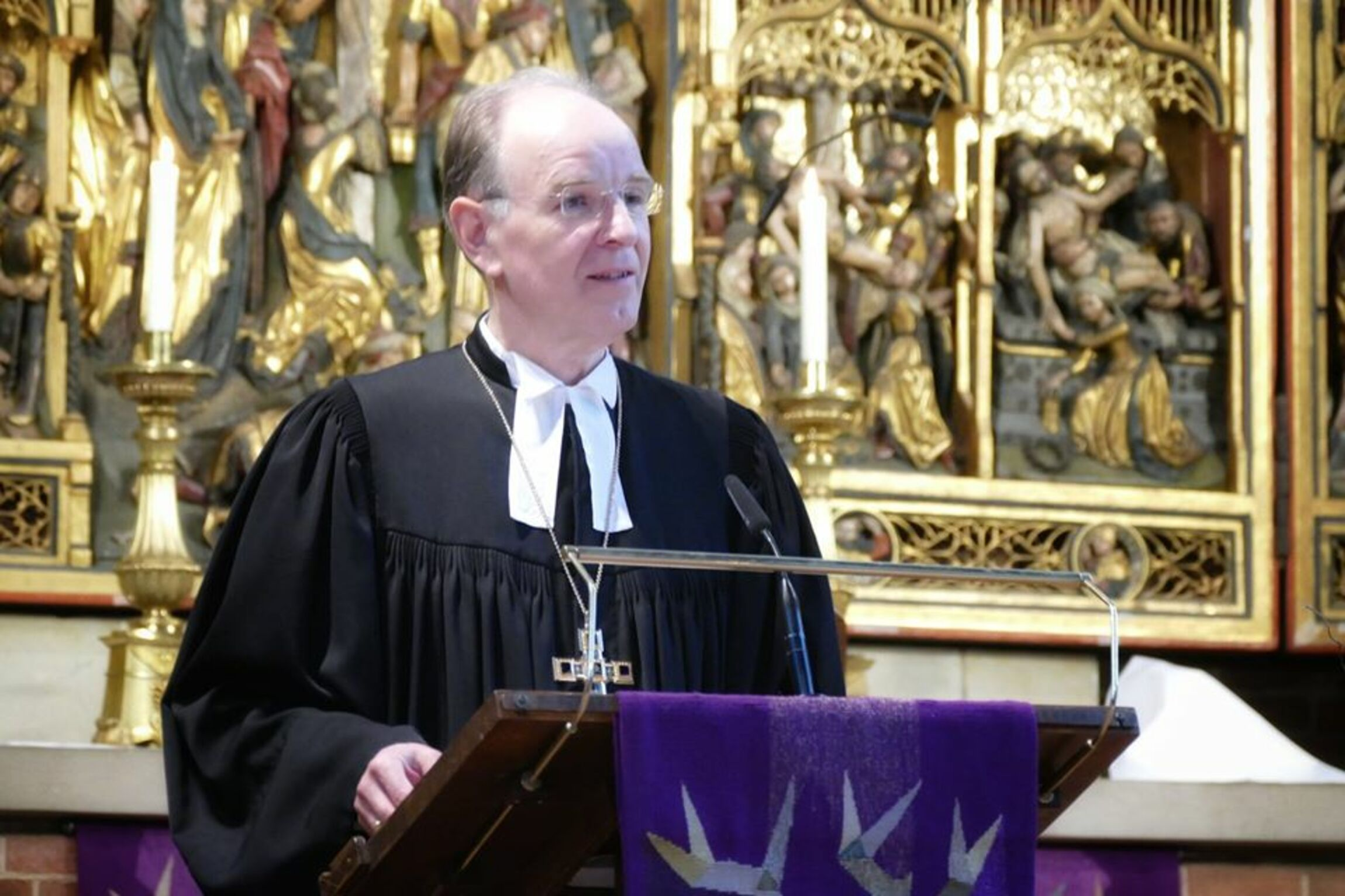 Osterbotschaft des Bischofsrates