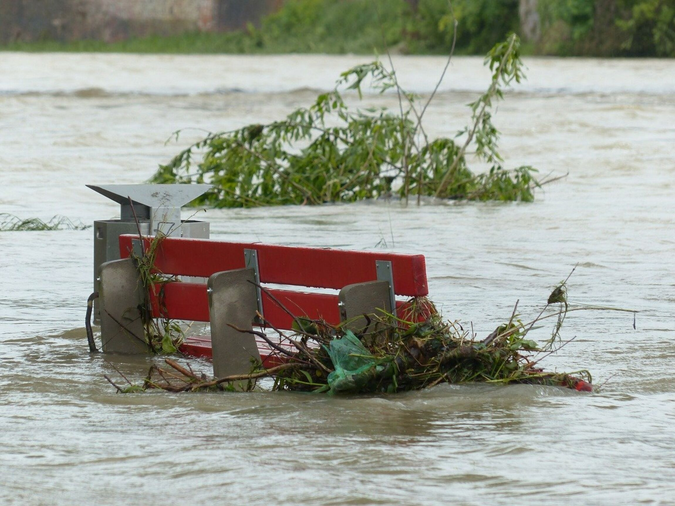 Hochwasser Pixabay