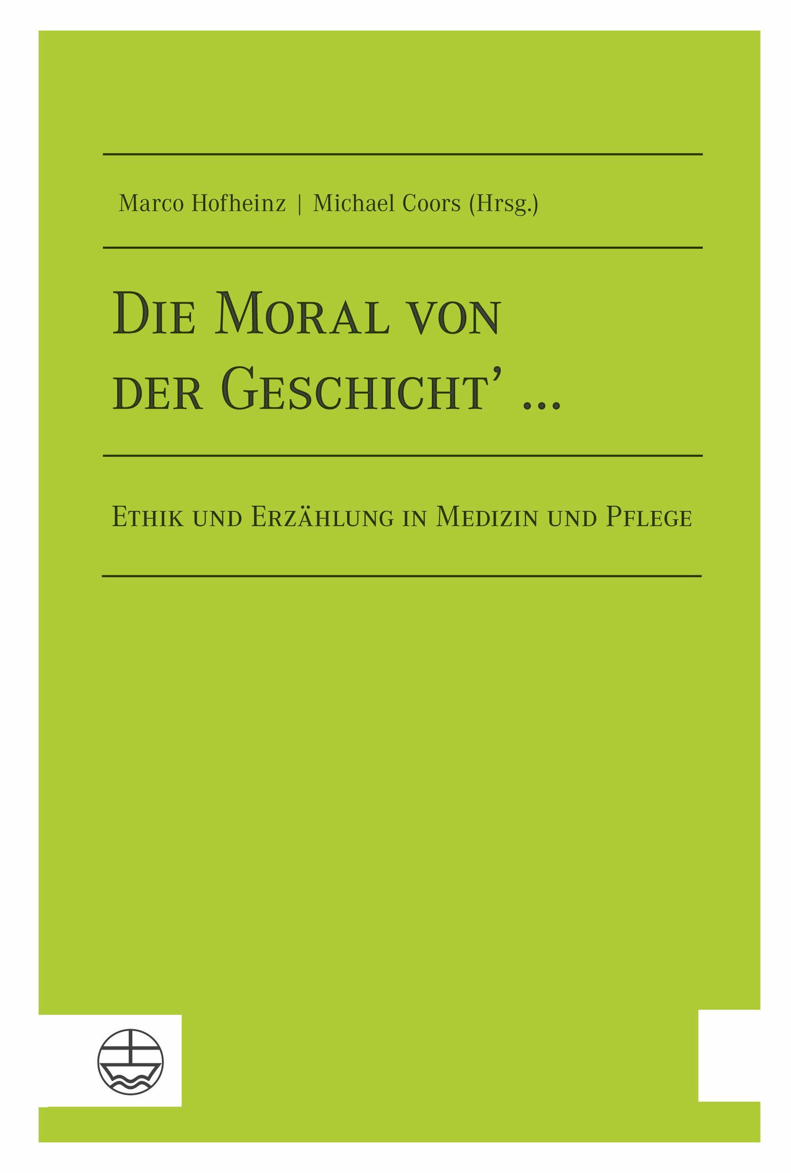 Die Moral von der Geschicht´... Buchcover