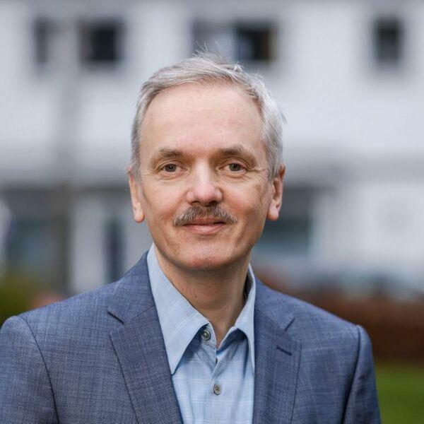 Pastor Andreas Chrzanowski
