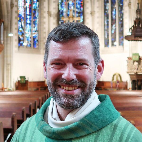 Pastor Dohrmann grün