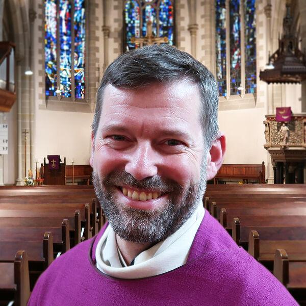 Pastor Dohrmann violett