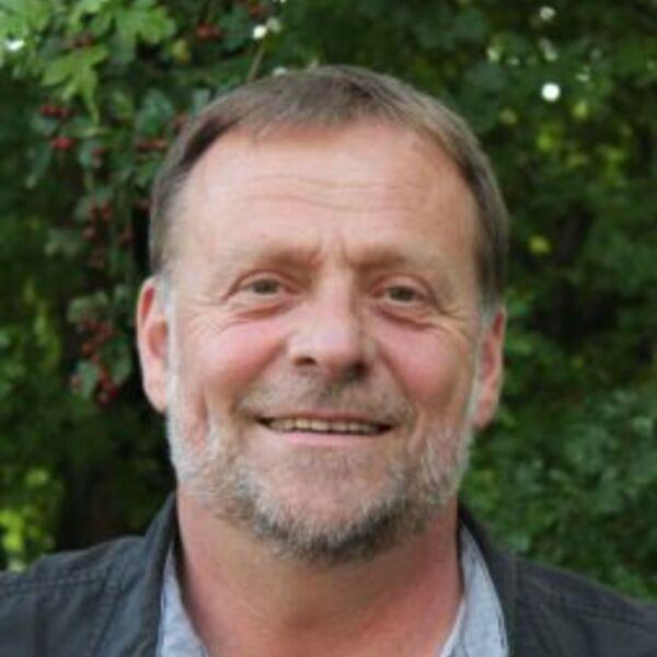 Pastor Horst Reinecke