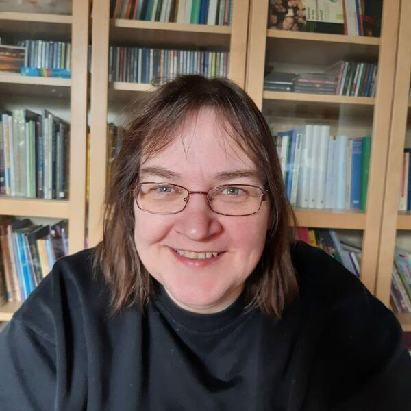 Diakonin Ulrike Hartmann