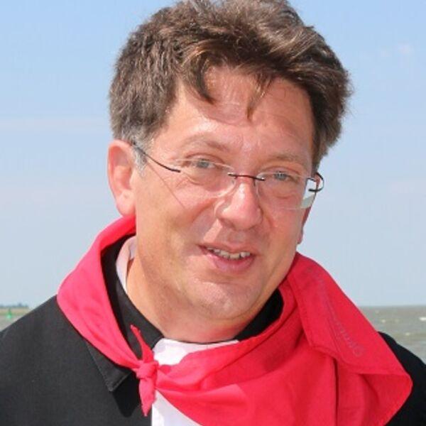 Pastor Sebastian Ritter