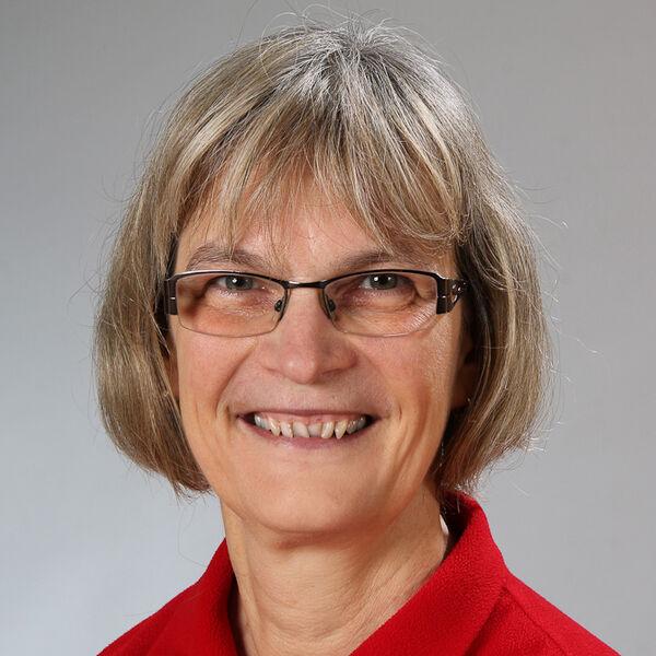 Pastorin Gabi Mitschke