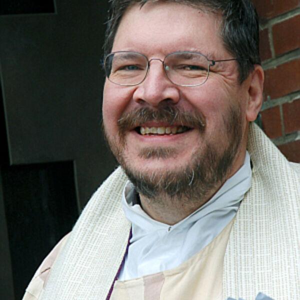 Pastor Karl-Martin Voget
