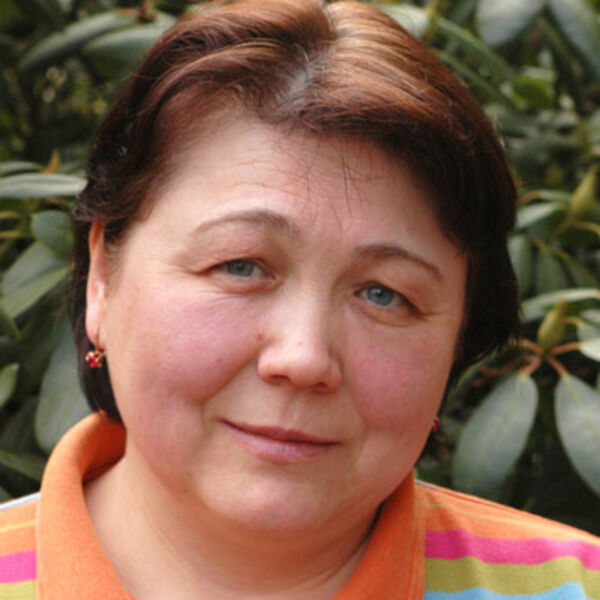 Portraitfoto von Maria Ibe