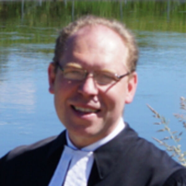 Pastor Rolf Görnandt