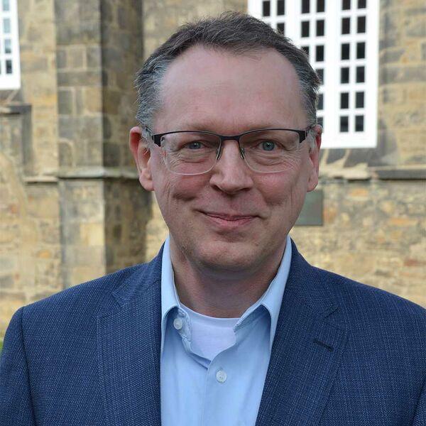 Superintendent Andreas Brummer