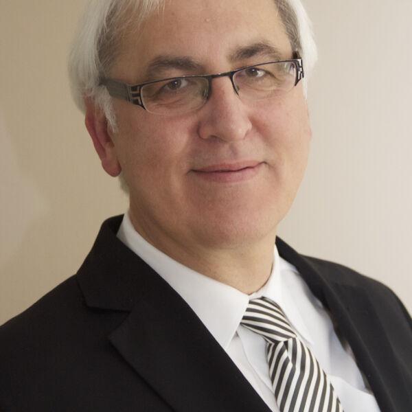 Pastor Karl-Otto Scholz