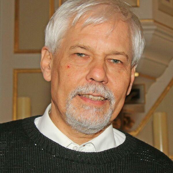Pastor Horst Metje