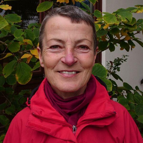 Pastorin Johanna Hesse